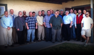 Pastors of the Pacific Coast Presbytery of the RPCNA