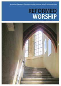 Reformed Worship Cover